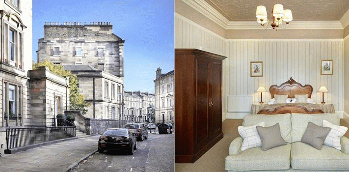 Bilde av hotellet The Edinburgh Residence - nummer 1 av 33