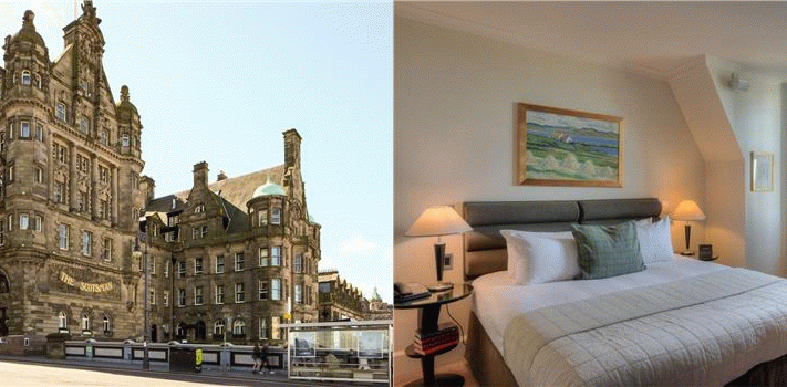 Bilde av hotellet The Scotsman Hotel - nummer 1 av 120
