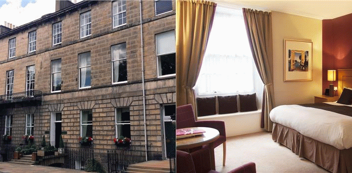 Bilde av hotellet The Royal Scots Club Edinburgh - nummer 1 av 44