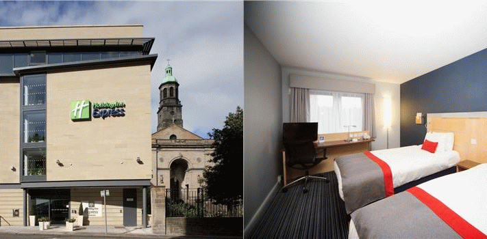 Bilde av hotellet Holiday Inn Express Edinburgh Royal Mile - nummer 1 av 43