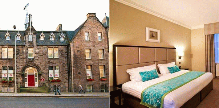 Bilde av hotellet Edinburgh City - nummer 1 av 9