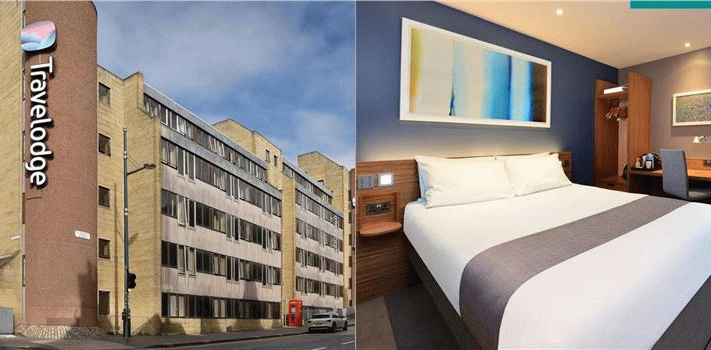 Bilde av hotellet Travelodge Edinburgh Central - nummer 1 av 9