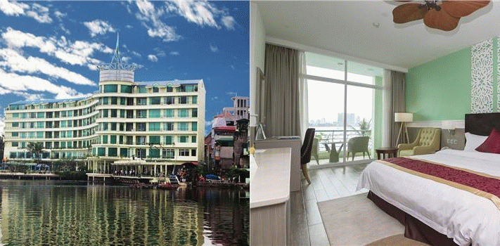 Bilde av hotellet The Hanoi Club Hotel & Lake Palais Residences - nummer 1 av 119