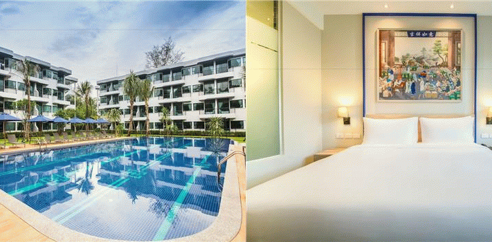 Bilde av hotellet Holiday Inn Express Krabi Ao Nang Beach - nummer 1 av 45