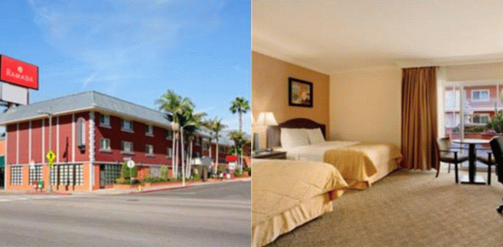 Bilde av hotellet Ramada Los Angeles Convention Center (x Clarion) - nummer 1 av 4