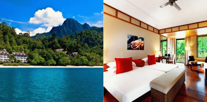 Bilde av hotellet The Andaman Langkawi Resort a Luxury Collection (e - nummer 1 av 14