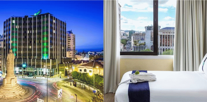 Bilde av hotellet Holiday Inn Lisbon - nummer 1 av 141