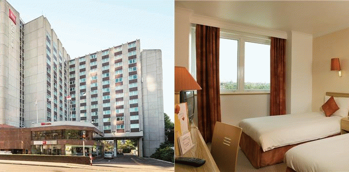 Bilde av hotellet ibis London Earls Court - nummer 1 av 19