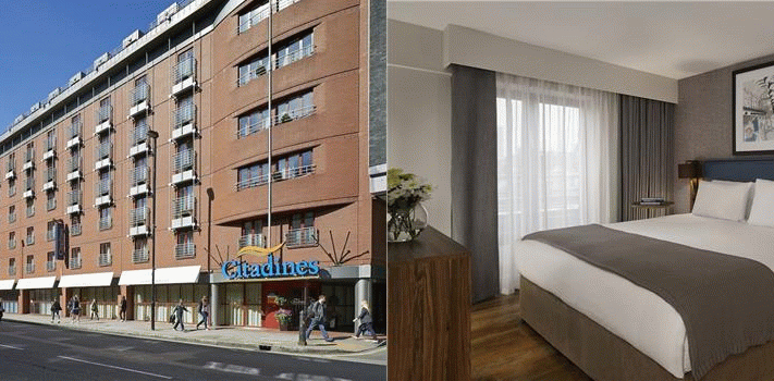 Bilde av hotellet Citadines Barbican London - nummer 1 av 29