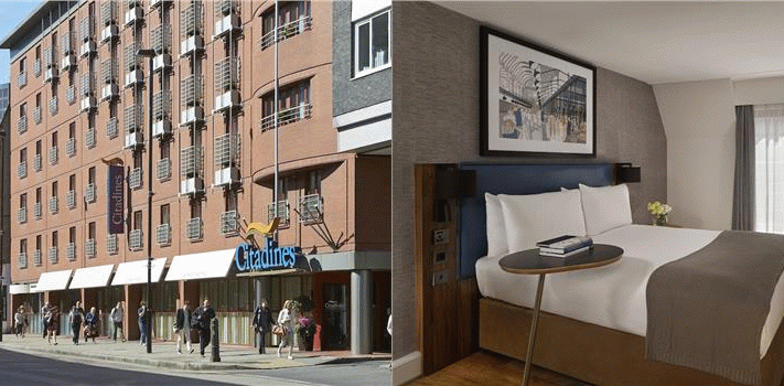 Bilde av hotellet Citadines Barbican London - nummer 1 av 30