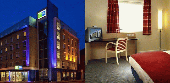 Bilde av hotellet Express Holiday Inn Earls Court - nummer 1 av 5