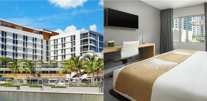 Bilde av hotellet The Gates Hotel South Beach - a DoubleTree by Hilt - nummer 1 av 57