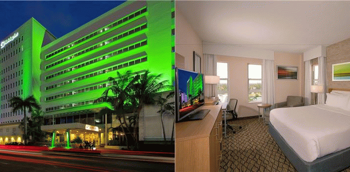 Bilde av hotellet Holiday Inn Miami Beach - nummer 1 av 71
