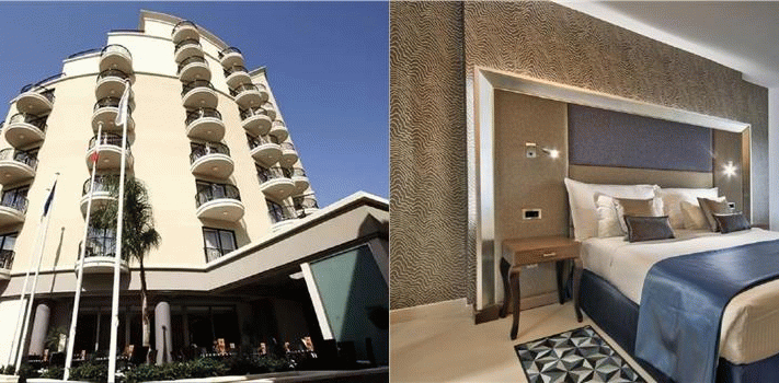 Bilde av hotellet The Palace Malta - nummer 1 av 24