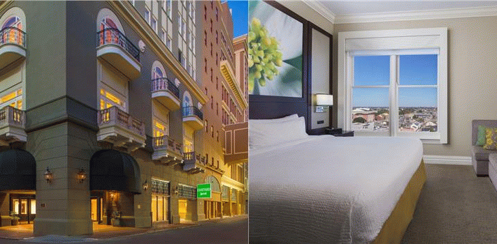 Bilde av hotellet Courtyard by Marriott New Orleans Near the French  - nummer 1 av 20