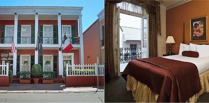 Bilde av hotellet Le Richelieu in the French Quarter - nummer 1 av 26