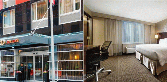 Bilde av hotellet Courtyard New York Manhattan/Times Square West - nummer 1 av 47