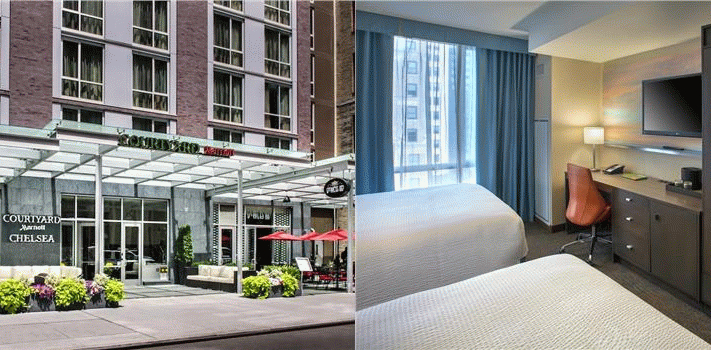 Bilde av hotellet Courtyard by Marriott New York Manhattan / Chelsea - nummer 1 av 20