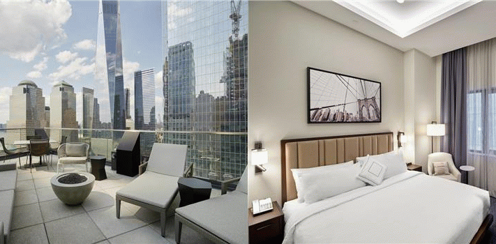 Bilde av hotellet Courtyard New York Downtown Manhattan/World Trade  - nummer 1 av 55