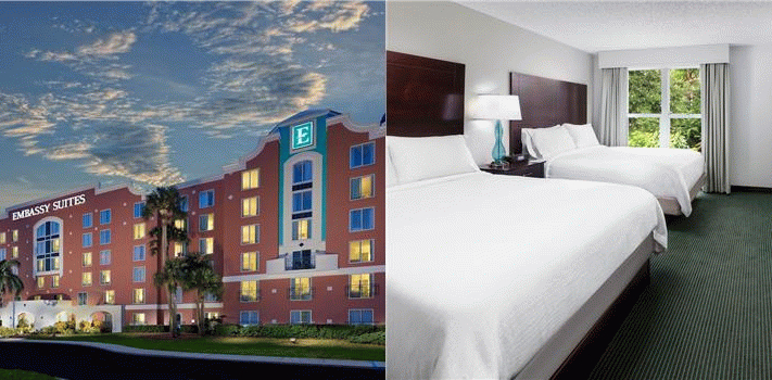 Bilde av hotellet Embassy Suites Lake Buena Vista Resort - nummer 1 av 35