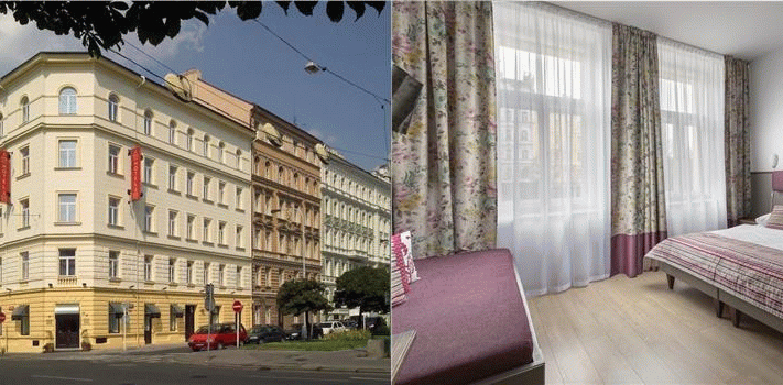 Bilde av hotellet Prague Centre Plaza - nummer 1 av 62