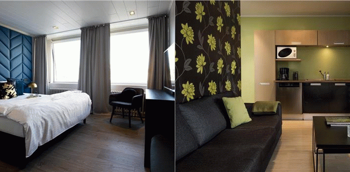 Bilde av hotellet Room with a view Luxury Apartments - nummer 1 av 7