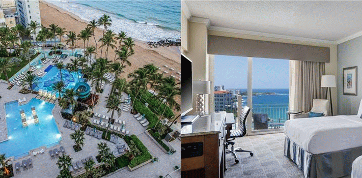 Bilde av hotellet San Juan Marriott Resort and Stellaris Casino - nummer 1 av 64