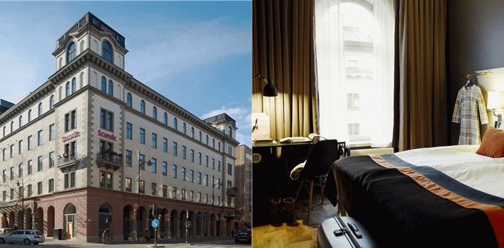 Bilde av hotellet Scandic Grand Central - nummer 1 av 57