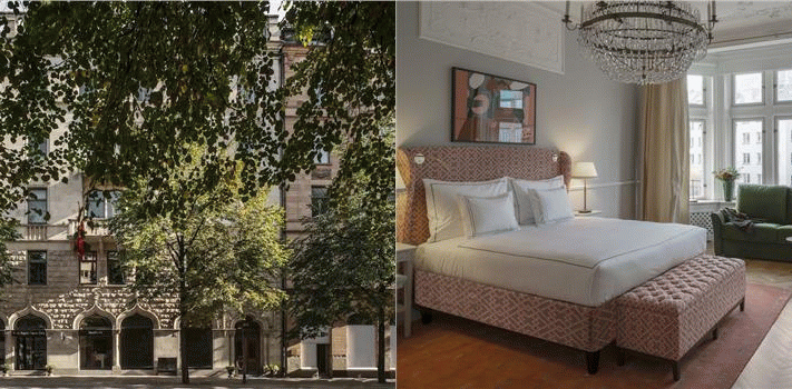 Bilde av hotellet The Sparrow Hotel - nummer 1 av 25