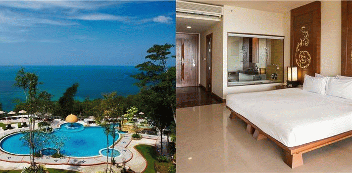 Bilde av hotellet Sea View Resort and Spa Koh Chang - nummer 1 av 24