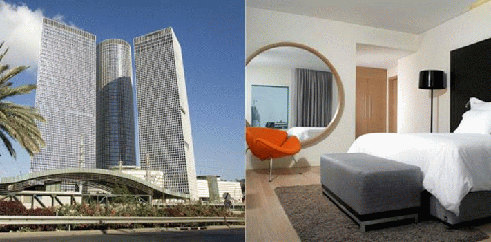 Bilde av hotellet Crowne Plaza Tel Aviv City Center - nummer 1 av 10