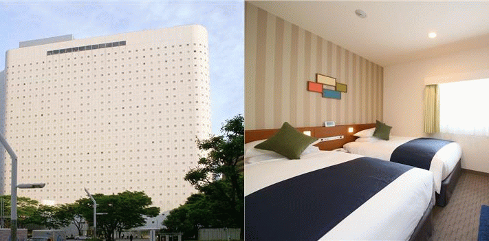 Bilde av hotellet Shinjuku Washington Hotel Main - nummer 1 av 33