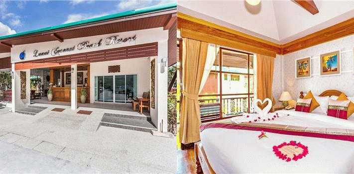 Bilde av hotellet Lamai Coconut Beach Resort - nummer 1 av 88