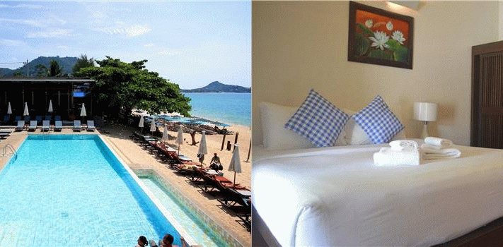 Bilde av hotellet Lamai Wanta Beach Resort - nummer 1 av 21