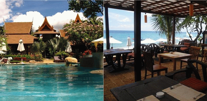 Bilde av hotellet Thai House Beach Resort - nummer 1 av 9