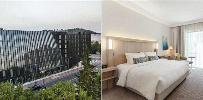 Bilde av hotellet Courtyard by Marriott Vilnius City Center - nummer 1 av 52