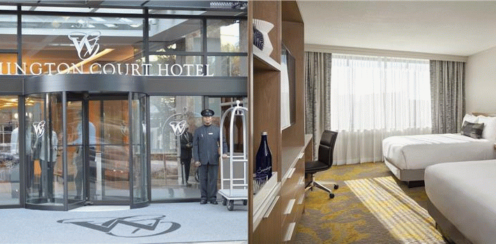 Bilde av hotellet Washington Court Hotel - nummer 1 av 45