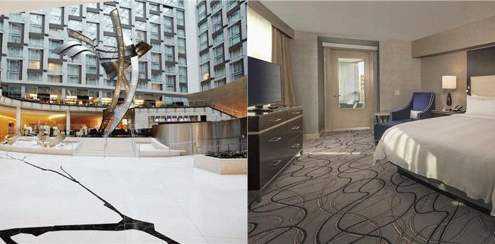 Bilde av hotellet Marriott Marquis Washington, DC - nummer 1 av 34