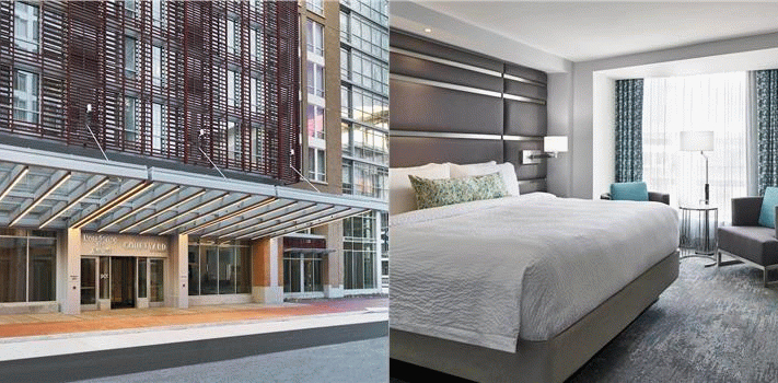 Bilde av hotellet Courtyard by Marriott Washington Downtown/Conventi - nummer 1 av 13