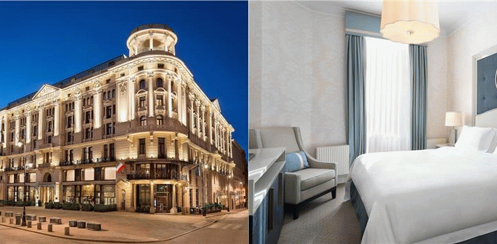 Bilde av hotellet Hotel Bristol, A Luxury Collection Hotel, Warsaw - nummer 1 av 76