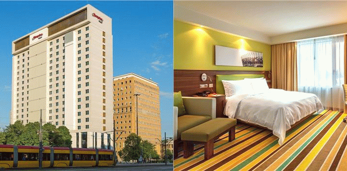 Bilde av hotellet Hampton by Hilton Warsaw City Centre - nummer 1 av 40