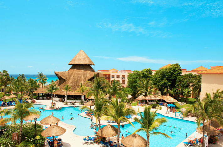 Bilde av hotellet Sandos Playacar Beach Resort - nummer 1 av 40