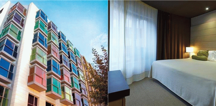 Bilde av hotellet NH Collection Ria de Bilbao (ex Hesperia Bilbao) - nummer 1 av 11