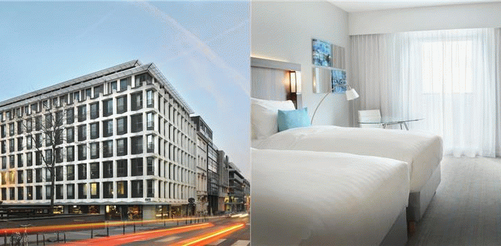 Bilde av hotellet Courtyard by Marriott Brussels EU - nummer 1 av 41