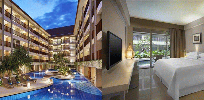 Bilde av hotellet Four Points By Sheraton Bali, Kuta - nummer 1 av 48