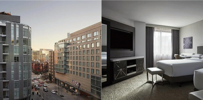 Bilde av hotellet Washington Marriott Georgetown - nummer 1 av 32