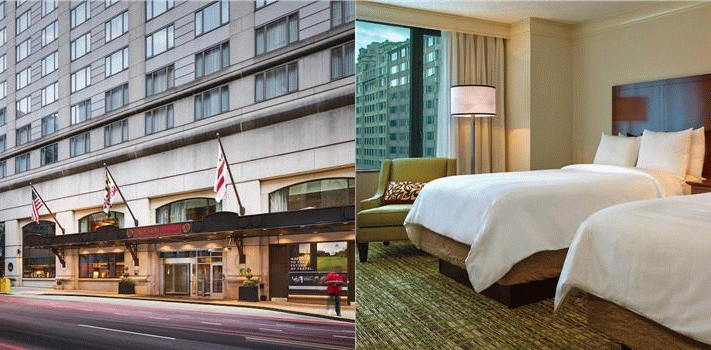 Bilde av hotellet Washington Marriott at Metro Center - nummer 1 av 24