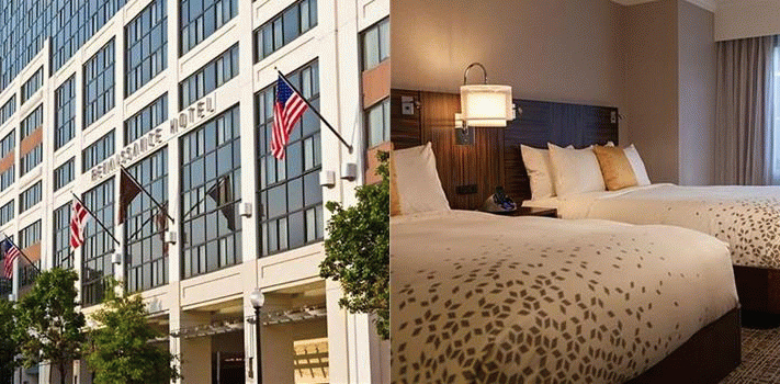 Bilde av hotellet Renaissance Washington DC Downtown Hotel - nummer 1 av 10