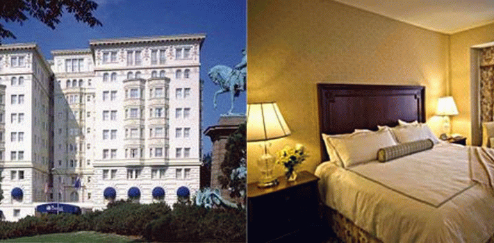 Bilde av hotellet The Churchill Embassy Row - nummer 1 av 8