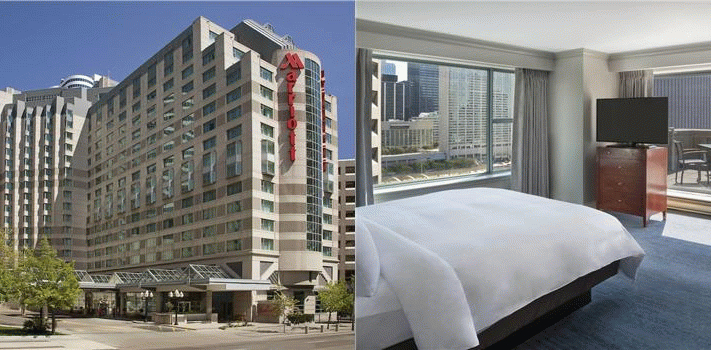 Bilde av hotellet Marriott Downtown at CF Toronto Eaton Centre - nummer 1 av 36